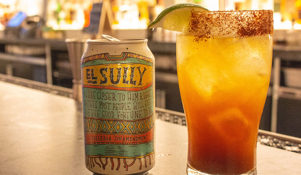 Michelada, Belcampo Hudson Yards, El Sully Beer
