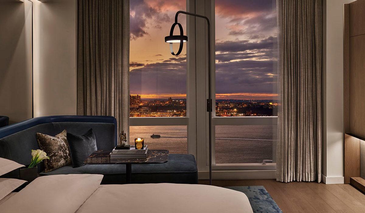 Equinox Hotel, Equinox Hotel Room, Hotel Room NYC