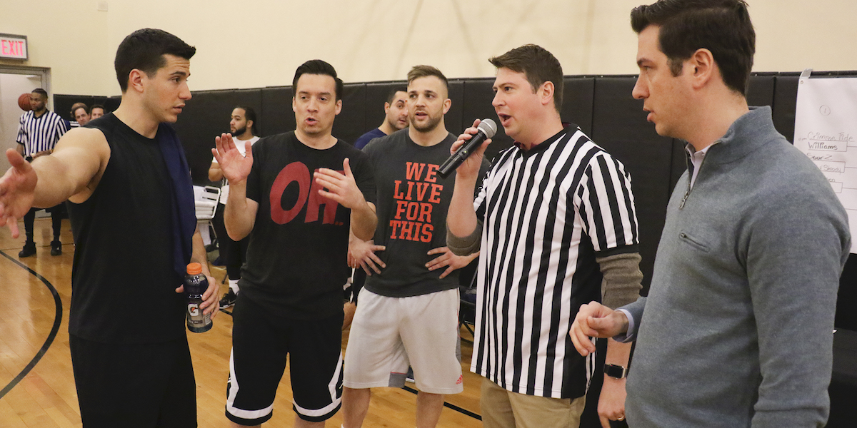 referee, basketball, team, nike, under armor