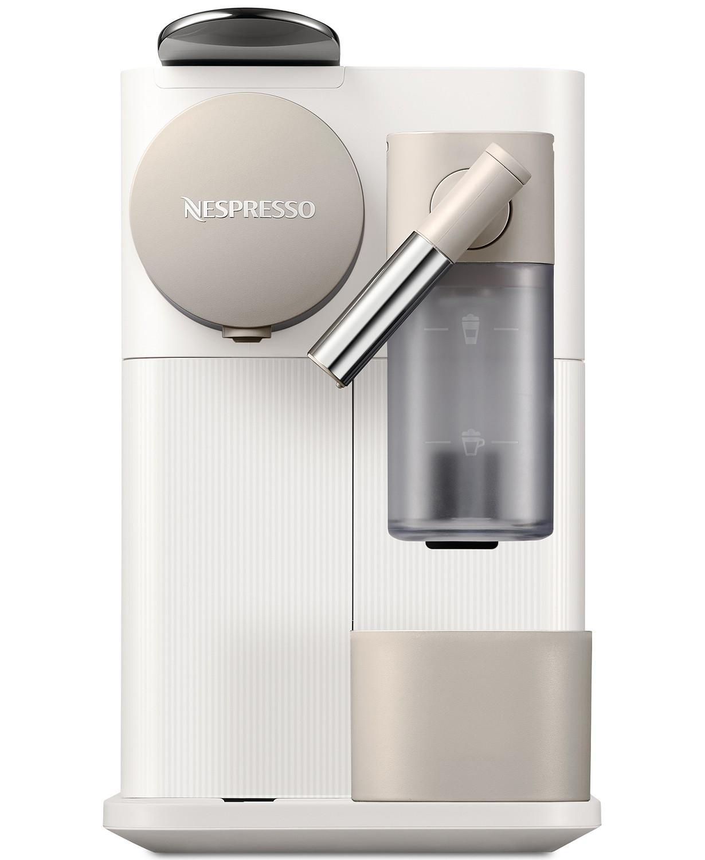 nespresso, espresso machine, cappuccino