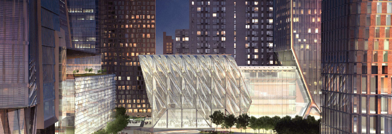 The Shed at Hudson Yards Opening Performances - Related