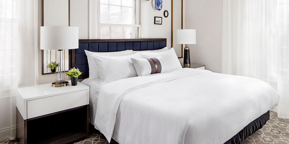 The Whitney Hotel, The Whitney Hotel room, The whitney hotel boston