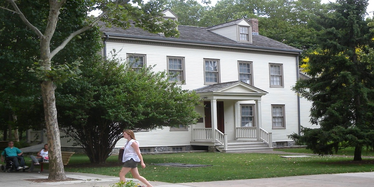 blackwell house, oldest houses in the U.S., nyc, roosevelt island