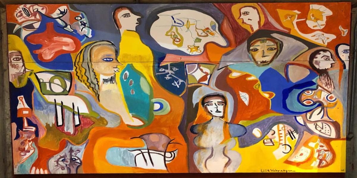 Artwork, mural, best museums, roosevelt island