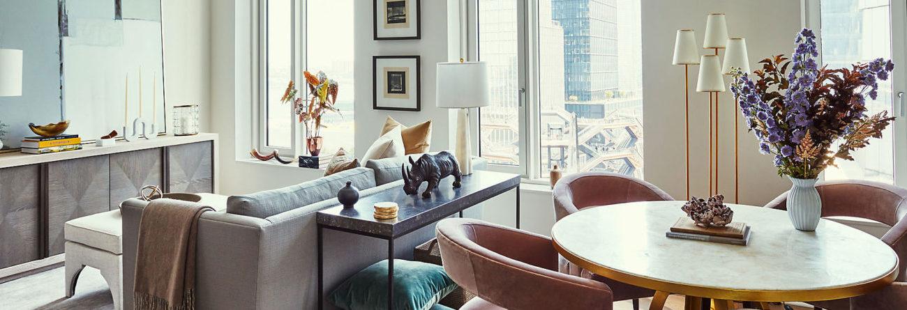 One Kings Lane: Serene Elegance in a One Hudson Yards