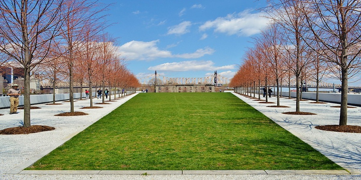 Four freedoms park, FDR, nyc