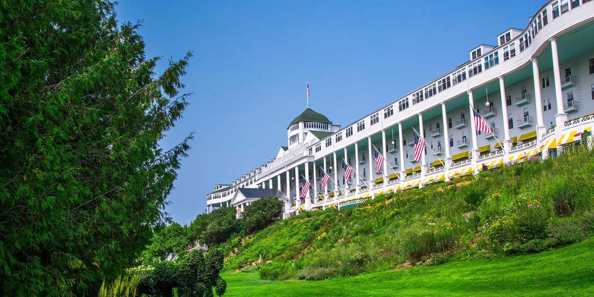 The Grand Hotel, Grand Hotel Michigan, Grand Hotel