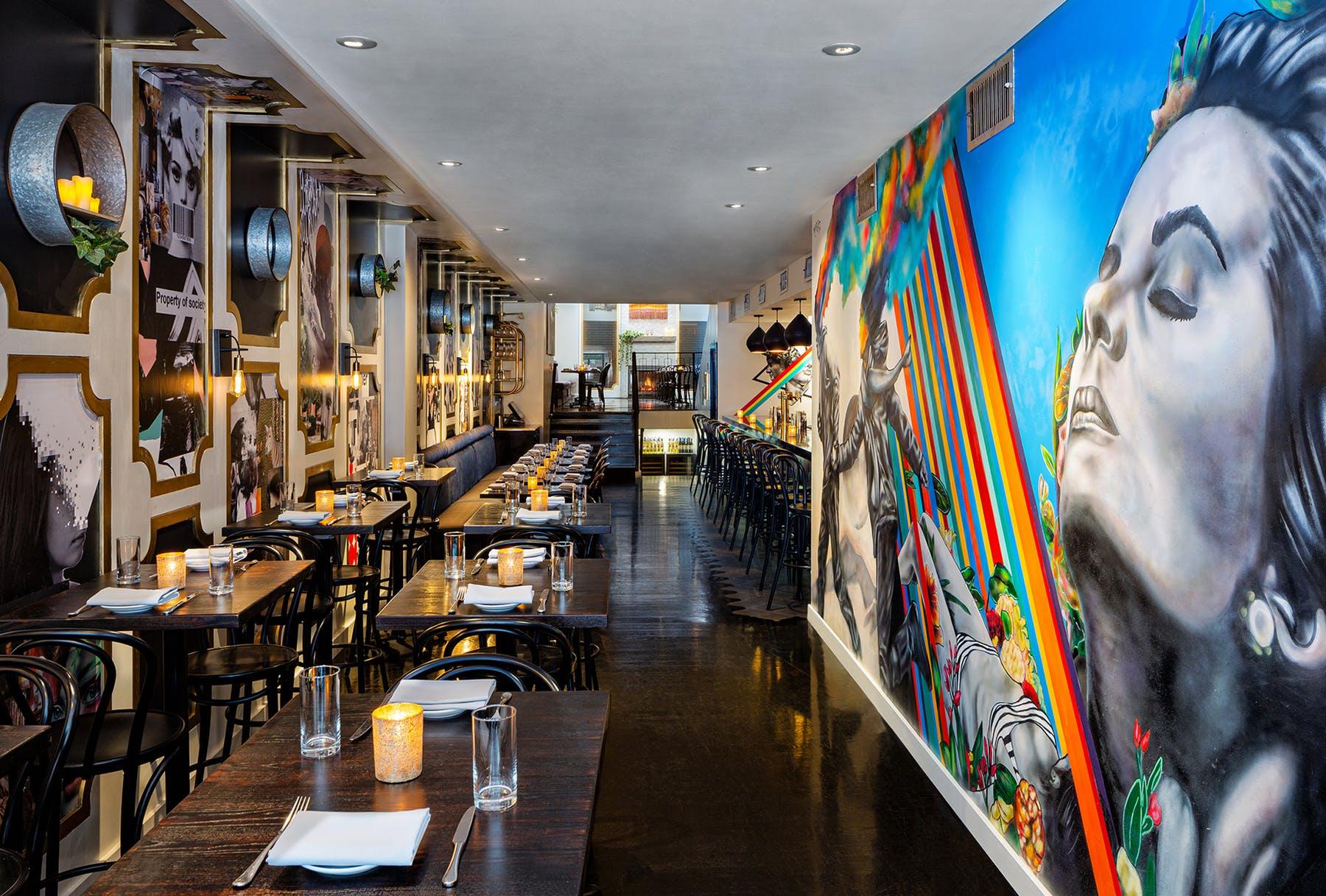 Ivy Lane, Ivy Lane Restaurant NYC, new restaurants nyc