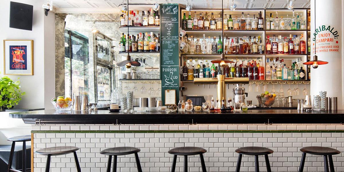Dante, Dante NYC, Dante Best Bar in the World
