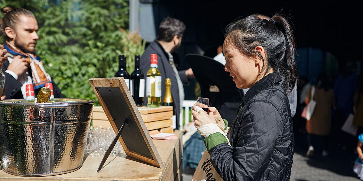 woman drinking wine, wine drinking