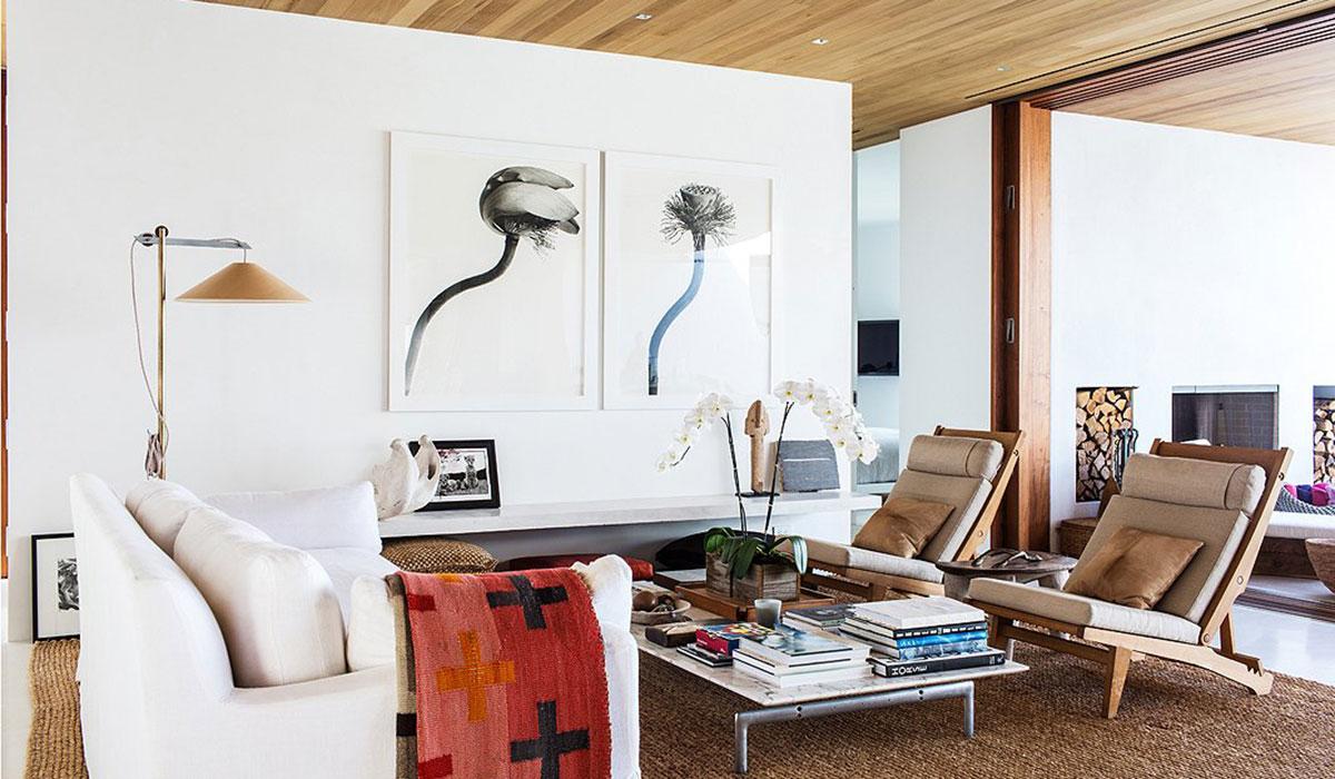 one kings lane, one kings lane design, modern room, modern room design with paintings