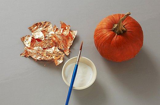 pumpkin decorations, pumpkin painting