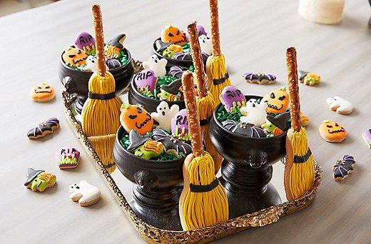 halloween cookies, halloween cookie decorations