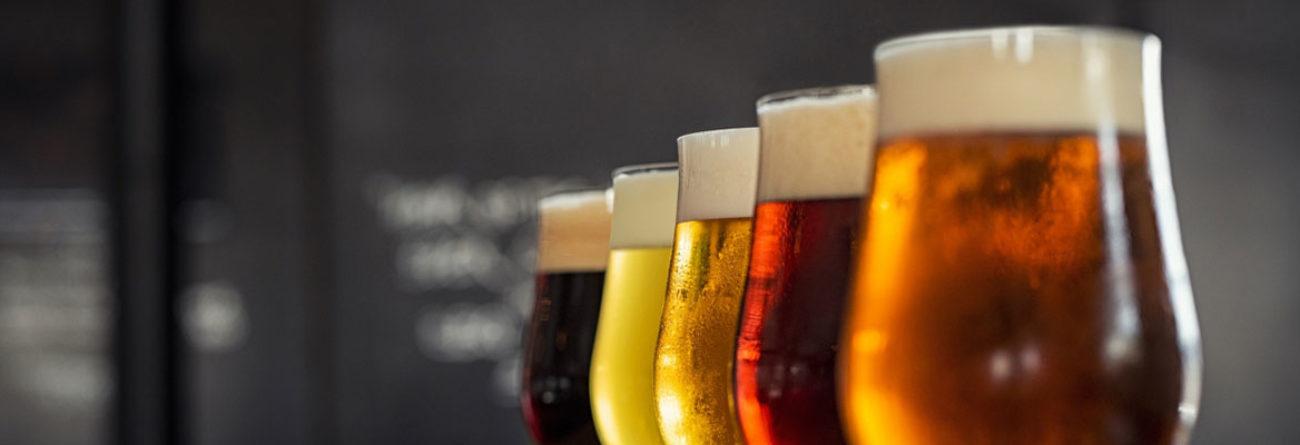 beer, oktoberfest, beer to drink, beer in a row, a line of beer