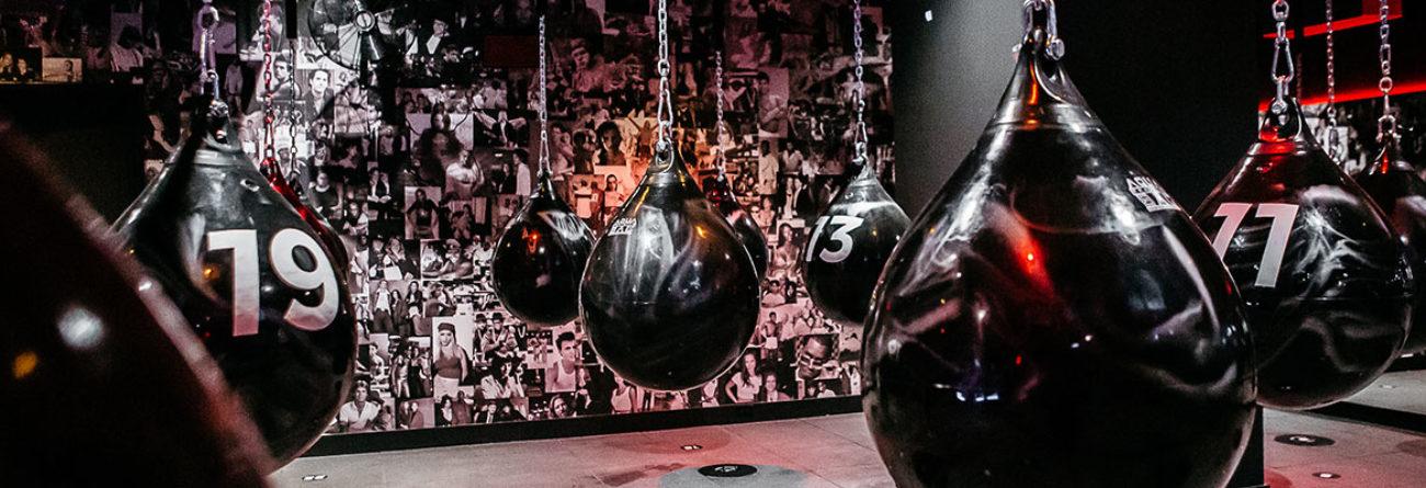 Rumble Boxing, Rumble Tribeca, Rumble Tribeca studio