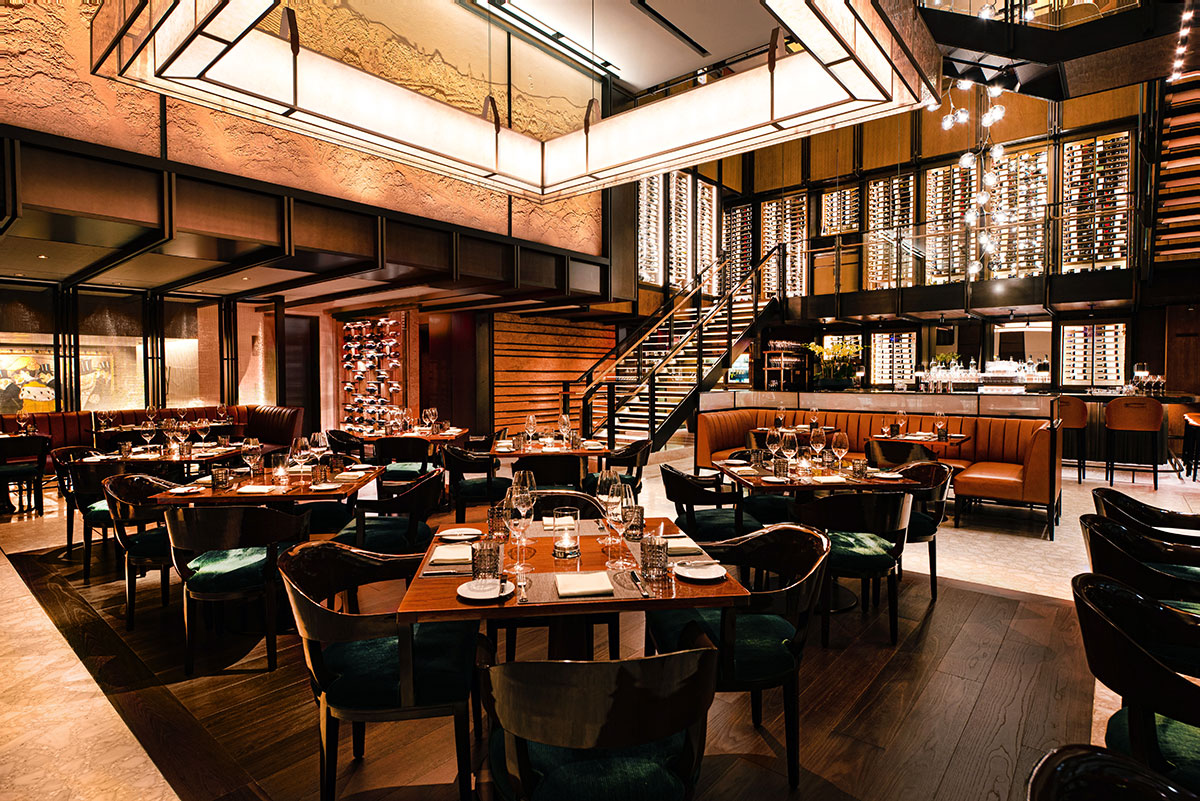 The Tavern by WS, the tavern at hudson yards