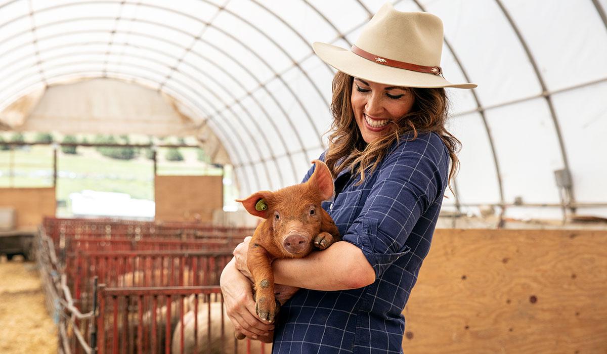 Anya Fernald, Belcampo Farms, Belcampo, Anya Fernald Belcampo, eating sustainably