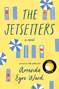 The Jetsetters, the jetsetters book