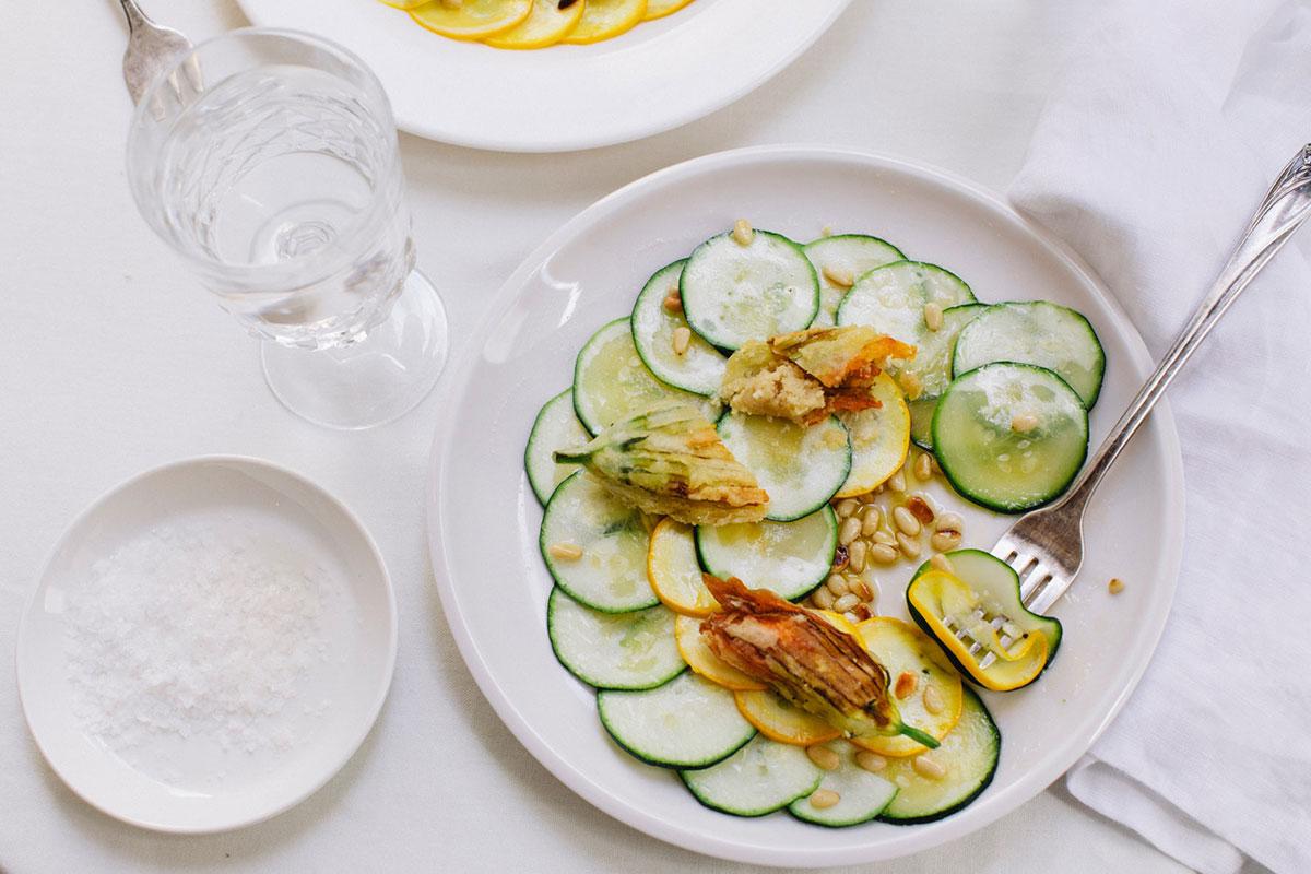 Zucchini dish, zucchini recipe