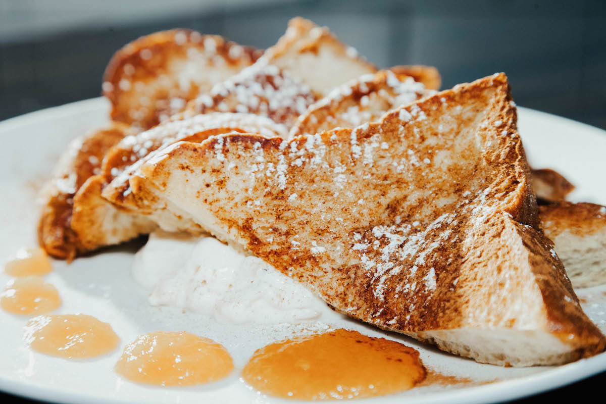 kanela, kanela breakfast club, french toast