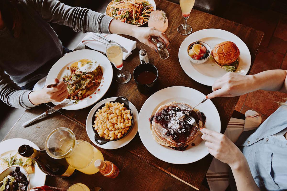 kanela, kanela breakfast club, brunch foods