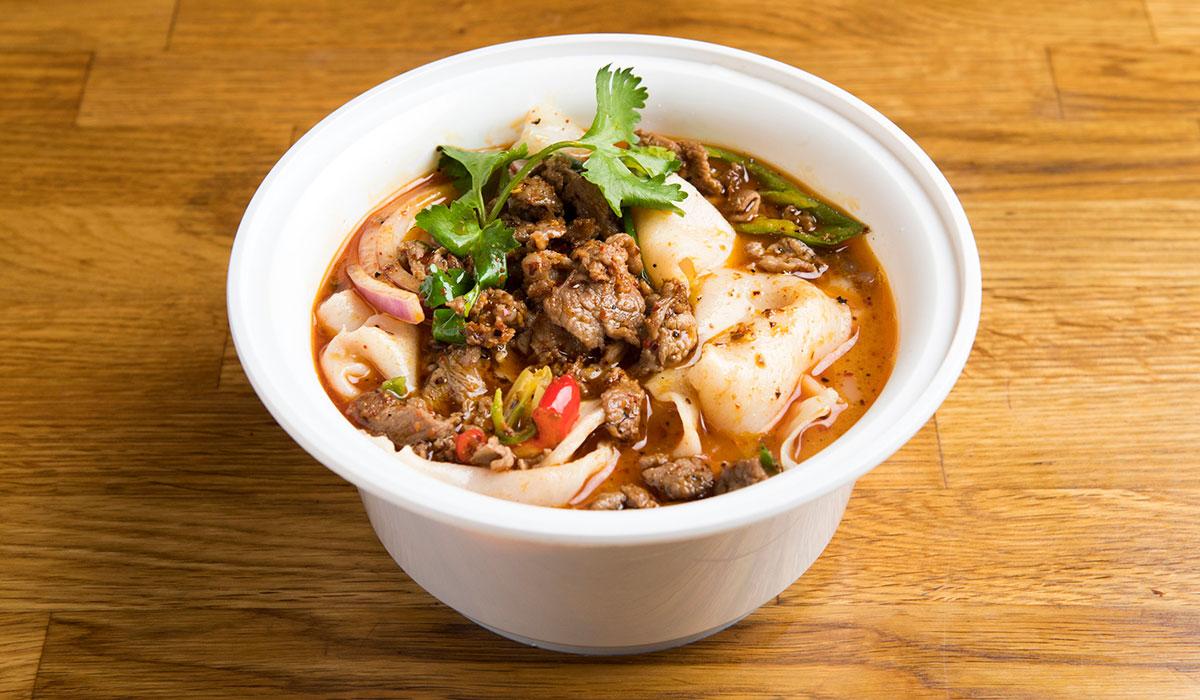 xi'an famous foods, xi'an famous foods