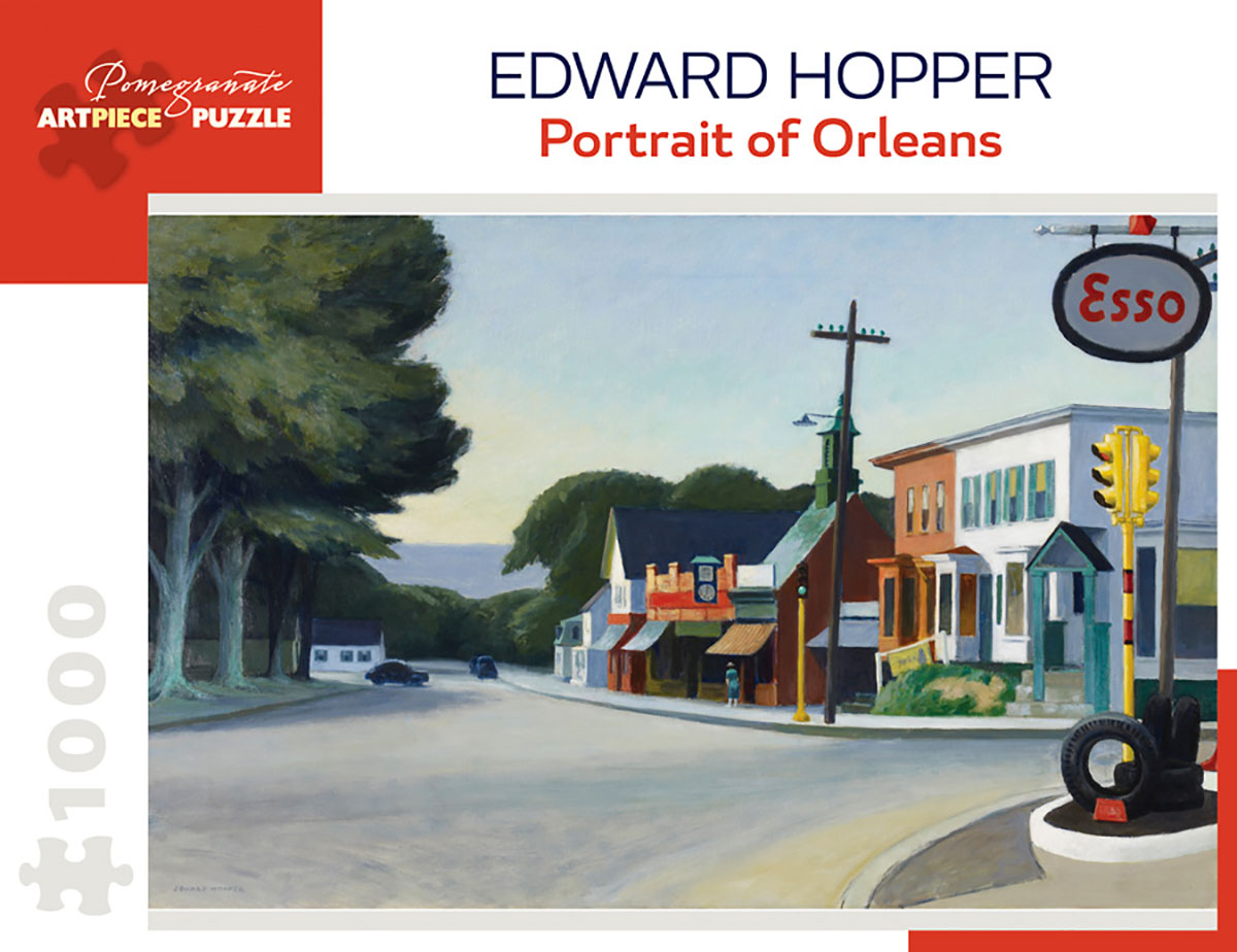 edward hopper puzzle