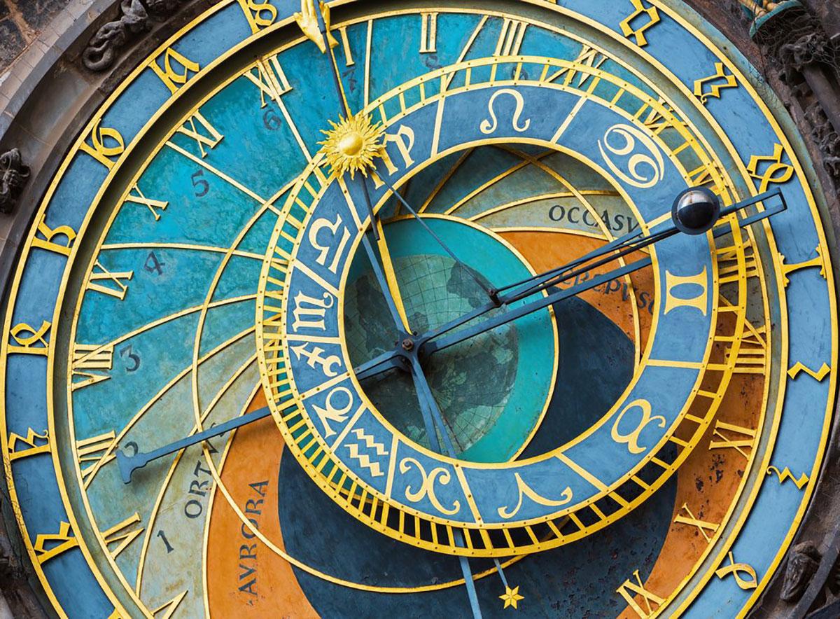 prague clock, prague clock puzzle