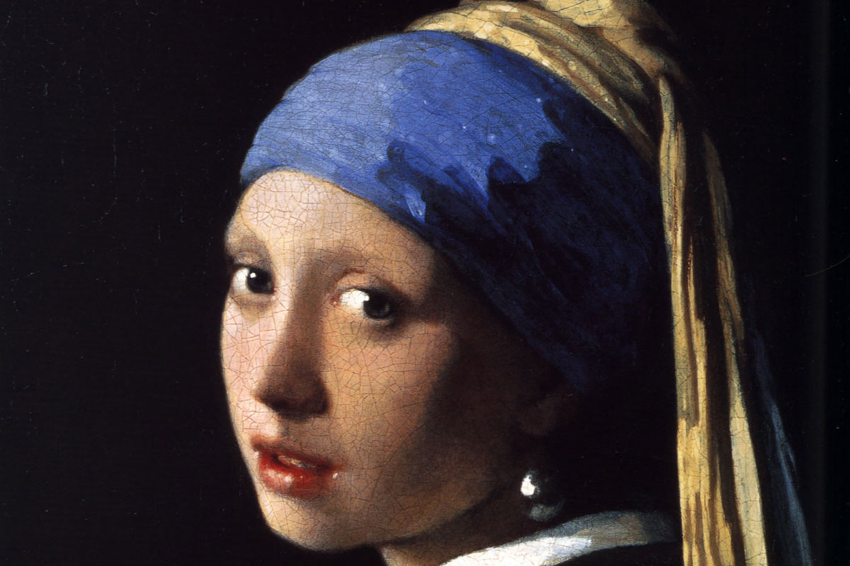 girl with the pearl earring, girl with the pearl earring painting