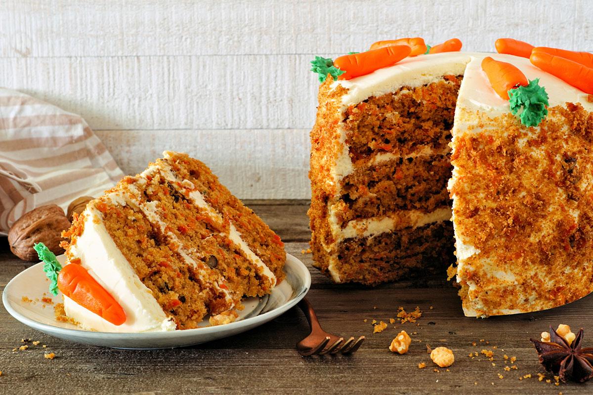 carrot cake, carrot cake recipe