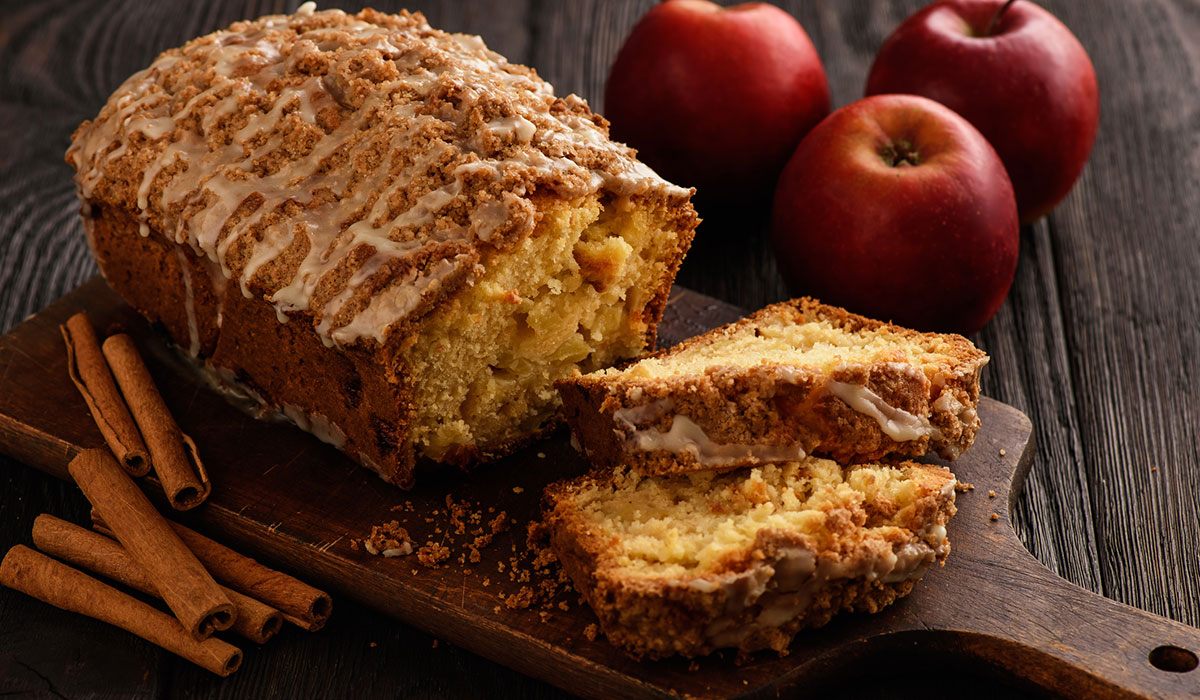 apple cinnamon cake, apple cinnamon