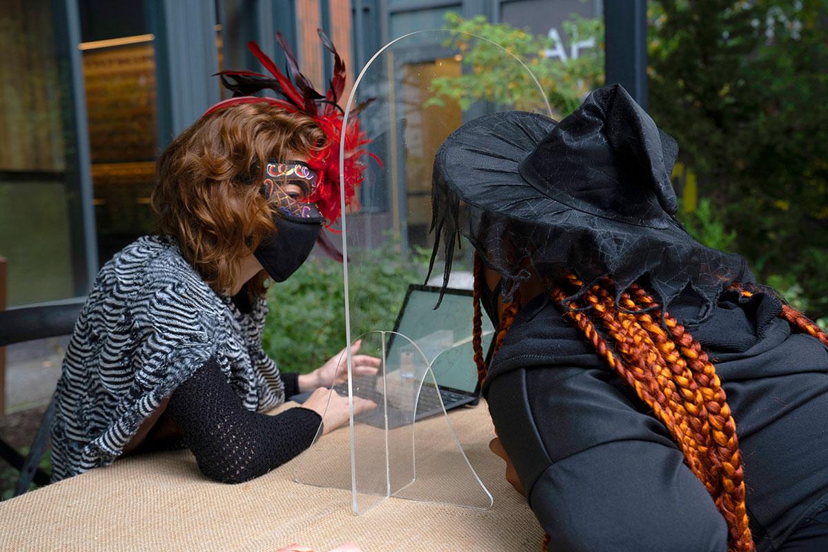Rebecca Gordon astrologer, Fall Harvest Festival