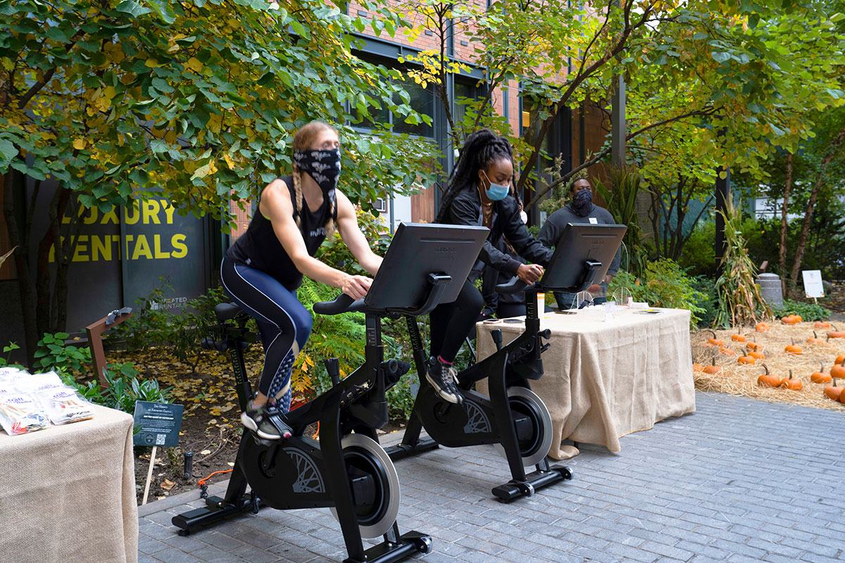 SoulCycle, Fall Harvest festival