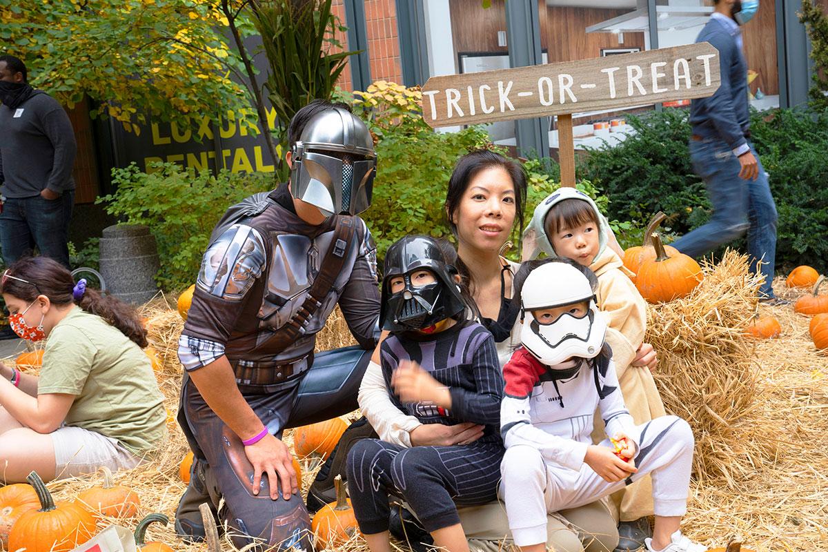 Related Fall Harvest Festival, family at Fall Harvest