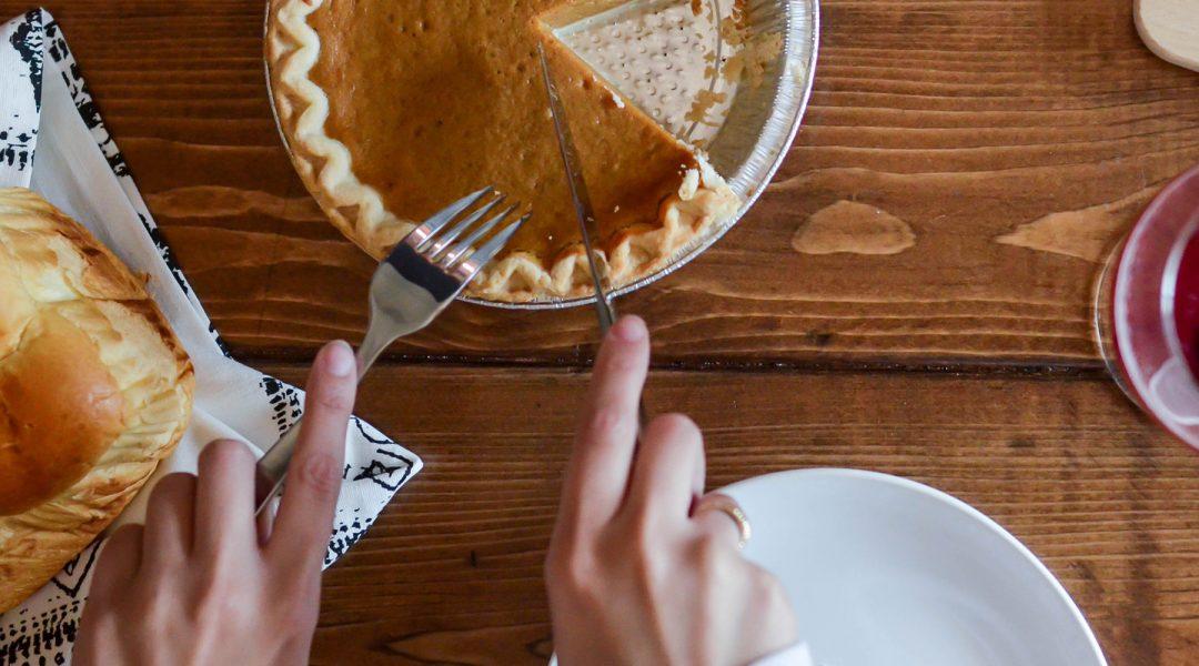 Thanksgiving, Thanksgiving pie