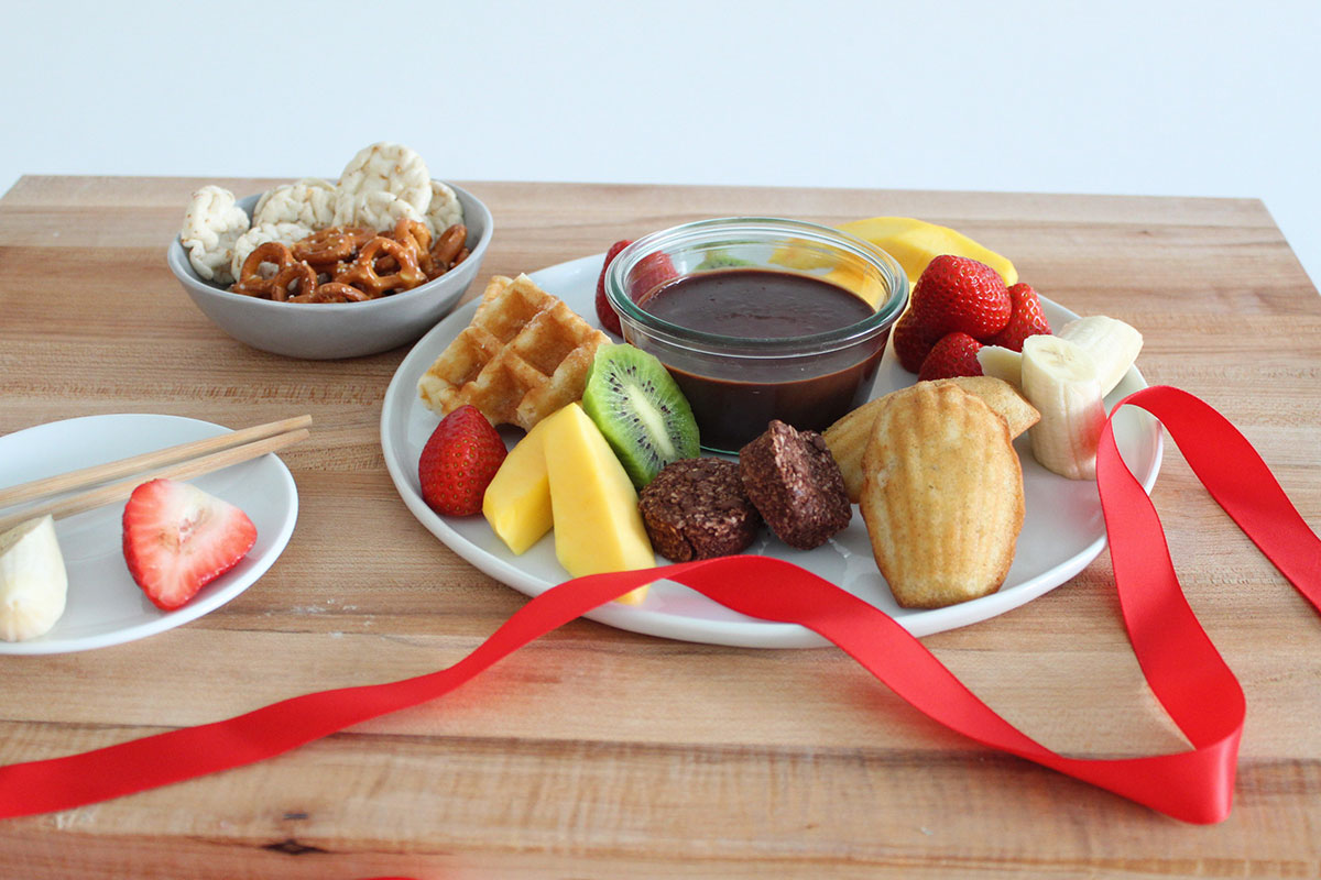 chocolate fondue, chocolate fondue recipe